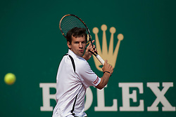 15.04.2010, Country Club, Monte Carlo, MCO, ATP, Monte Carlo Masters, im Bild Philipp Petschner (GER), EXPA Pictures © 2010, PhotoCredit: EXPA/ M. Gunn / SPORTIDA PHOTO AGENCY