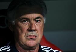 Bayern Munich's head coach Carlo Ancelotti