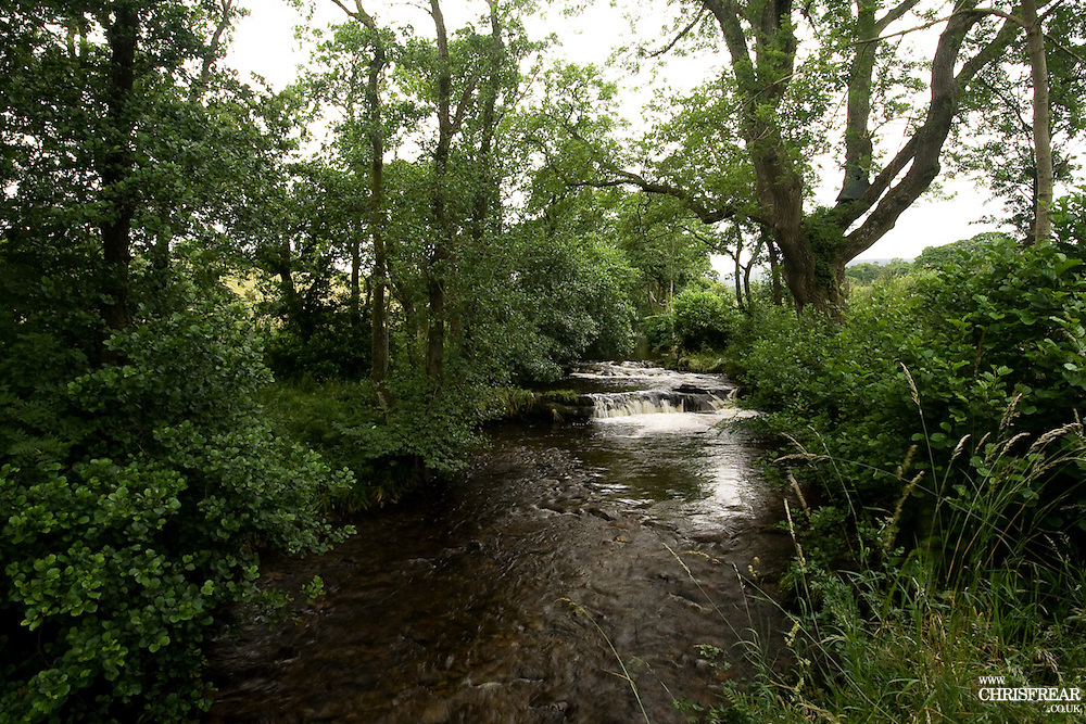 Landscape view of Cample Water nearl Gatelawbridge