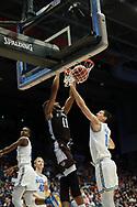 No. 11 St. Bonaventure vs. No. 11 UCLA,