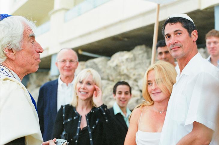 Mira and Robert's Malibu Wedding