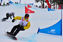 World Cup SBX, Fore-runners at the 2016 IPC Snowboard Europa Cup Finals and World Cup