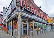 Katz's Delicatessen, New York City, New York, USA