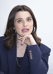 April 18, 2018 - Hollywood, CA, USA - Rachael Weisz stars in the movie Disobedience. (Credit Image: © Armando Gallo via ZUMA Studio)