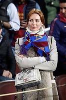 FC Barcelona's supporter during La Liga match.March 22,2015. (ALTERPHOTOS/Acero)