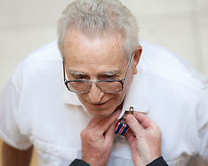 Distinguished Service Medal Ceremony at the Deptford Mall - 2011 09 06