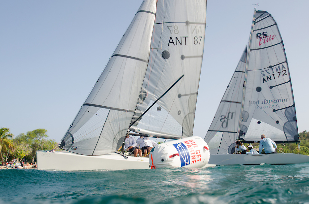 The Nonsuch Bay RS Elite Challenge, Antigua Sailing Week 2015