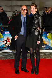 Stanley Tucci attends the Muppets Most Wanted Screening. The Curzon Mayfair, London, United Kingdom. Monday, 24th March 2014. Picture by Chris Joseph / i-Images