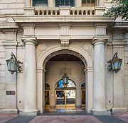 Millennium Biltmore Hotel in Los Angeles California