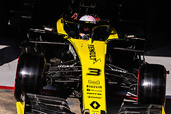 February 21, 2019 - Montmelo, BARCELONA, Spain - Daniel Ricciardo from Australia with 03 Renault F1 Team RS19 in action during the Formula 1 2019 Pre-Season Tests at Circuit de Barcelona - Catalunya in Montmelo, Spain on February 21. (Credit Image: © AFP7 via ZUMA Wire)