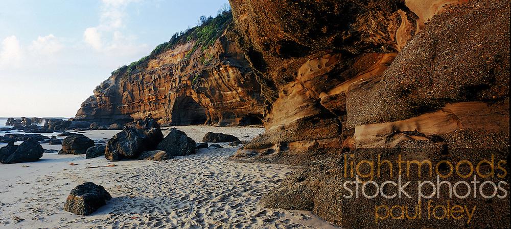 Caves Beach, Lake Macquarie, Australia