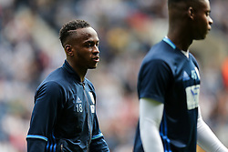 Saido Berahino of West Bromwich Albion looks on during the warm up - Rogan Thomson/JMP - 28/08/2016 - FOOTBALL - The Hawthornes - West Bromwich, England - West Bromwich Albion v Middlesbrough - Premier League.