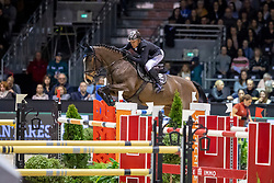 Robert Olivier, FRA, Vivaldi Des Meneaux<br /> Jumping International de Bordeaux 2020<br /> © Hippo Foto - Dirk Caremans<br />  08/02/2020