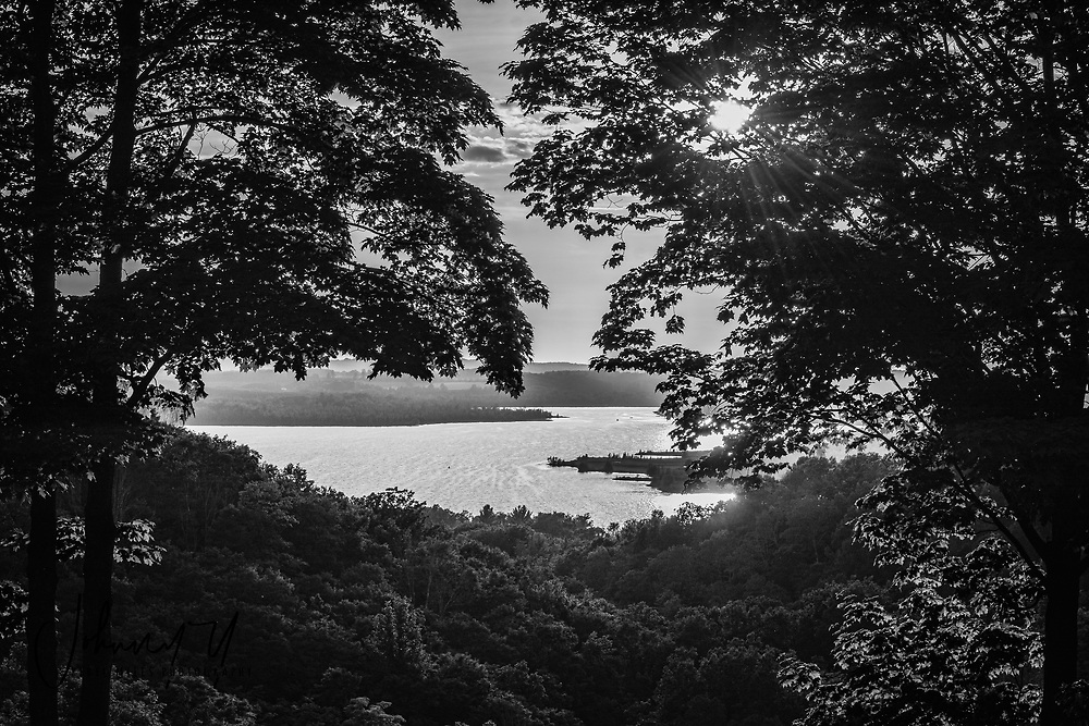 Bellaire Lake As Viewed From Shanty Creek Resort