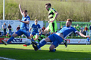 Forest Green Rovers v North Ferriby United 010417