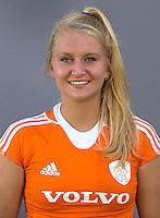 UTRECHT - Laurien Leurink. Jong Oranje meisjes -21 voor EK 2014 in Belgie (Waterloo). COPYRIGHT KOEN SUYK