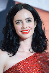 July 31, 2017 - New York - Krysten Ritter attending Marvel's 'The Defenders' TV show premiere in New York City. (Credit Image: © Kristin Callahan/Ace Pictures via ZUMA Press)