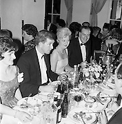 07/02/1966<br /> 02/07/1966<br /> 07 February 1966<br /> Bolands Staff dinner at the Gresham Hotel, Dublin.