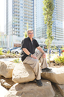 Professional photography of the facilities, staff, and members at Potential Place in Calgary in for use in the print and digital editions of the non-profit annual report.<br /> <br /> ©2018, Sean Phillips<br /> http://www.RiverwoodPhotography.com
