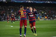 FC Barcelona v Arsenal 160316