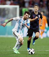 Lionel Messi (Argentina) <br /> <br /> Nizhny Novgorod 21-06-2018 Football FIFA World Cup Russia  2018 <br /> Argentina - Croatia / Argentina - Croazia <br /> Foto Matteo Ciambelli/Insidefoto