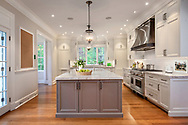 Kitchen Remodel by Robert Cardello Architects