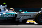 Hungarian Grand Prix 2013<br /> our best selection from Award winning Photographer Darren Heath.<br /> Lewis Hamilton during the race<br /> ©Darren Heath/Exclusivepix