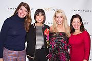 Leslie DeHoff, Trina Turk, Victoria Cushey, Guest