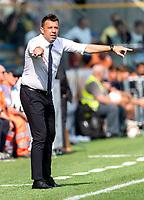 Roberto D'Aversa Parma <br /> Parma 22-09-2018 Stadio Ennio Tardini Football Calcio Serie A 2018/2019 Parma - Cagliari <br /> Foto Andrea Staccioli / Insidefoto