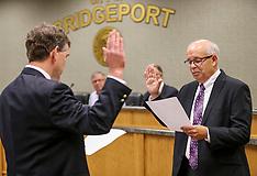 08/01/19 Bridgeport City Manager Swearing-In