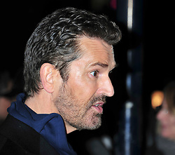 © under license to London News Pictures. 11/03/2011. Rupert Everett  Attends the press night of The Hurly Burly Show at the Garrick Theatre London . Photo credit should read Alan Roxborough/LNP