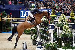 Leprevost Penelope, (FRA), Vagabond de la Pomme<br /> Final I<br /> Longines FEI World Cup Final - Goteborg 2016<br /> © Hippo Foto - Dirk Caremans<br /> 25/03/16
