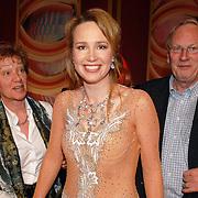 NLD/Baarn/20070331 - 1e Live uitzending Dancing with the Stars 2007, Helga van Leur en haar ouders