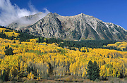 East Beckwith Mountain, Elk Mountains west of Crested Butte, Colorado