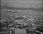 "Ackroyd 14491-1 ""Wisco. Aerial of plant. February 20, 1967"" (NW Portland)"