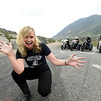 31-5-2018: Bikers Breffni Ingerton, Dave Hackshall, Paul Murphy, David McPherson and Michael Thomson pictured at The Black Valley Killarney for the opening of the 12th Ireland Bikefest 3 day festival 2018 on Thursday. Ireland BikeFest reved into action in Killarney on Thursday with over 40,000 bikers and biking enthusiasts from all over the world set to descend on the visitor hotspot. Ireland BikeFest revolves around the custom-built Bike Village located on the grounds of The Gleneagle Hotel and entry is free. Highlights include daily ride outs, free Harley-DavidsonÆ demo rides, the Custom Bike Show, the parade through Killarney, the Win a Harley-DavidsonÆ raffle in aid of Muscular Dystrophy Ireland and lots of free live entertainment day and night including performances by The Affray, The Irish Rolling Stones, JoanovArc, The Harleys and festival favourites Hells Bells. www.irelandbikefest.com<br /> Photo: Don MacMonagle<br /> <br /> pr photo photo from Ireland Bikefest