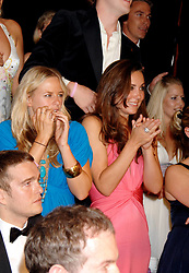 Left to right, ASTRID HARBORD and KATE MIDDLETON at the 2008 Boodles Boxing Ball in aid of the charity Starlight held at the Royal Lancaster Hotel, London on 7th June 2008.<br /> <br /> NON EXCLUSIVE - WORLD RIGHTS