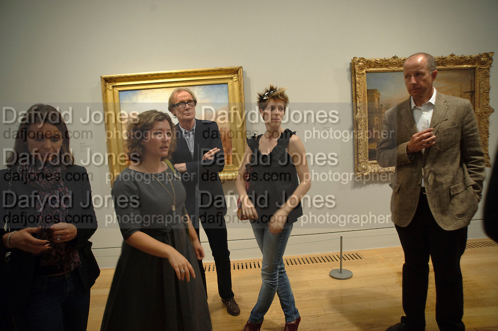 REBECCA HELEN;BILL NIGHY; GAIL CLUTTERBUCK; Private view and dinner for the opening of Turner and the Masters. Tate Britain on Millbank, London. 21 September 2009