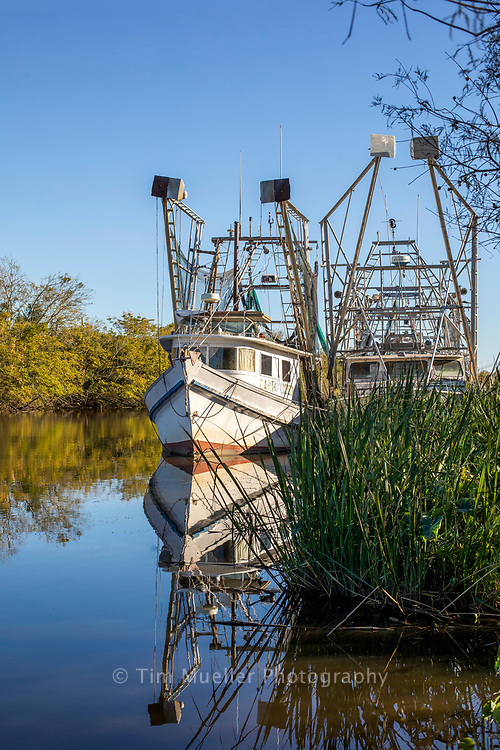 Once the main tributary of the Mississippi River leading to the Gulf of Mexico, Bayou Lafourche flows 65 miles through the heart of Louisians Cajun Bayou.