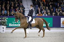 Minderhoud Hans Peter (NED) - Exquis Nadine<br /> CDI-W Amsterdam 2010<br /> © Hippo Foto - Leanjo de Koster