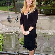NLD/Amsterdam/20051005 - Persviewing Gooise Vrouwen, Linda de Mol