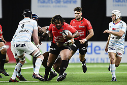 April 8, 2018 - Nanterre, France, France - Mathieu Bastareaud  (Credit Image: © Panoramic via ZUMA Press)