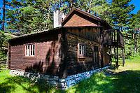 Sweden, Gotska Sandön national park.