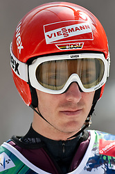 20.03.2010, Planica, Kranjska Gora, SLO, FIS SKI Flying World Championships 2010, Flying Hill Individual 3rd Round, im Bild Michael Uhrmann, ( GER, #9 ), EXPA Pictures © 2010, PhotoCredit: EXPA/ J. Groder / SPORTIDA PHOTO AGENCY