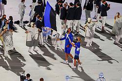 Opening ceremony, Tokyo 2020, Ellermann Dina<br /> Olympic Games Tokyo 2021<br /> © Hippo Foto - Stefan Lafrentz<br /> 23/07/2021