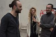 ANDREY BLOKHIN, MICHELA ALESSANDRINI; EKATERINA SHCHERBAKOVA, RECYCLE GROUP. CONVERSION Curator: JameS Putnam Sant'antonin CHurCH<br /> CamPo Sant'antonin, CaSteLLo, 30122, VeniCe , Venice Biennale, Venice. 5 May 2015