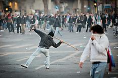 Indignatos Protest in Rome 15.10.2011