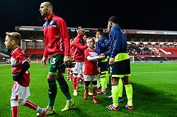 - Mandatory by-line: Dougie Allward/JMP - 05/01/2019 - FOOTBALL - Ashton Gate Stadium - Bristol, England - Bristol City v Huddersfield Town - Emirates FA Cup third round proper