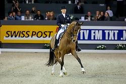 Van Uijtert-Franssen Anne (NED) - IPS Lucky Times<br /> CSI Maastricht 2008<br /> Photo © Dirk Caremanso