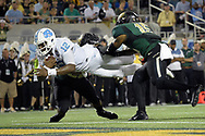 during the first half of the Russell Athletic Bowl NCAA college football game in Orlando, Fla., Tuesday, Dec. 29, 2015. (AP Photo/Phelan M. Ebenhack)
